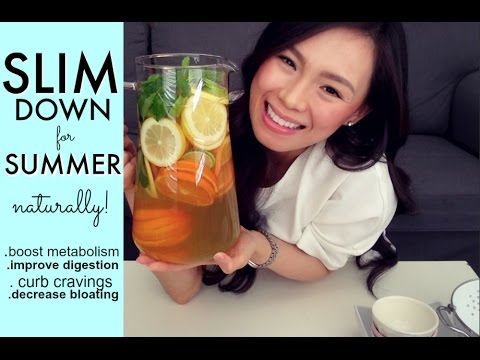 SLIM DOWN for SUMMER! METABOLISM BOOSTER + FAT BURNING Weight Loss