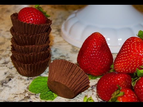 Easy Chocolate Cups Recipe
