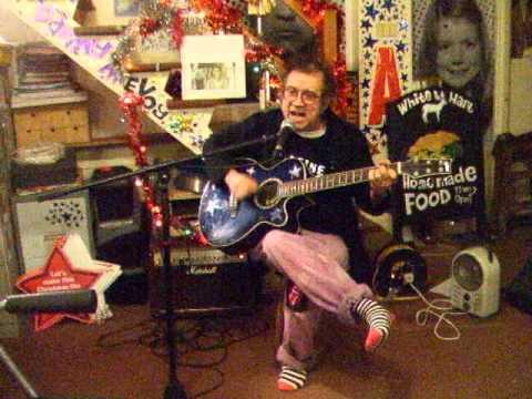 Howard Jones - What is Love? - Acoustic Cover - Danny McEvoy