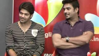 Madhavan & Arya Meet Fans - IG Special - Part 1