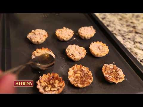 Baklava Bites Recipe