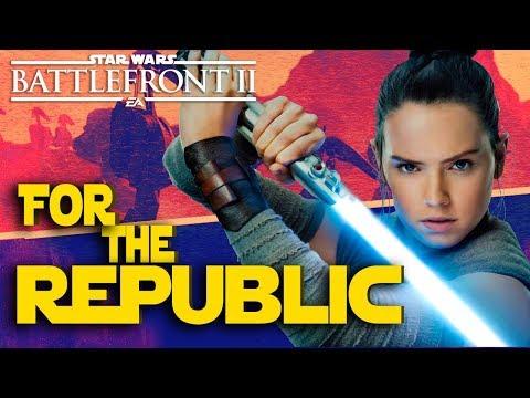 Ragin Rob!? (Xbox One) - Star Wars Battlefront II Live Stream