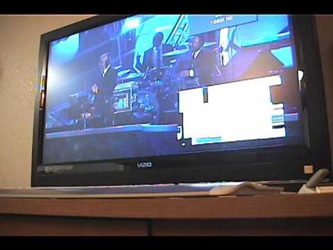 Vizio Monitor Failure (flicker -- black)