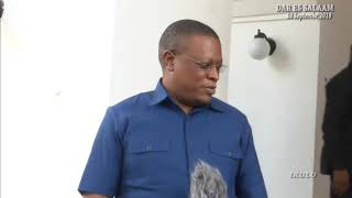 BREAKING NEWS:- NAPE ATINGA IKULU KUOMBA MSAMAHA. JPM AMSAMEHE