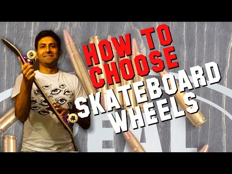 Active8 Sports - How to choose skateboard wheels with Jay