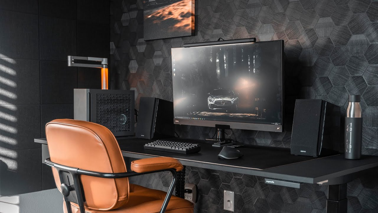 A ONE OF A KIND Gaming Set Up