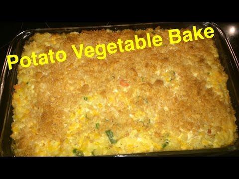Potato Vegetable Bake