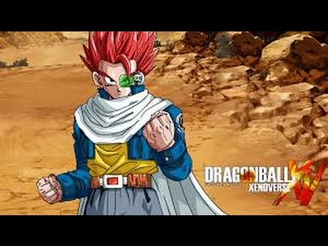 Dragon Ball Xenoverse- How to Unlock Time Patroller Suit
