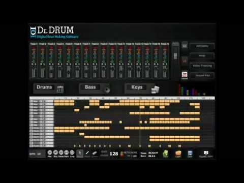 Beat Maker Dr Drum - Create Sick Dubstep Beats Easy