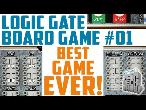 Logic Gate Board Game 01: Project Planning