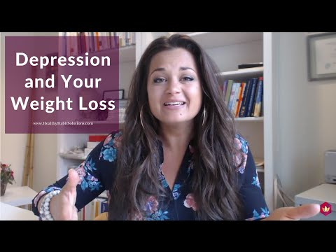 Depression and Weight Loss