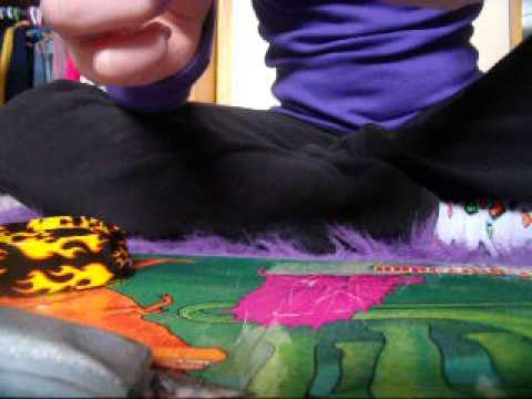 How to Make a Duct Tape Cat/Dog Collar