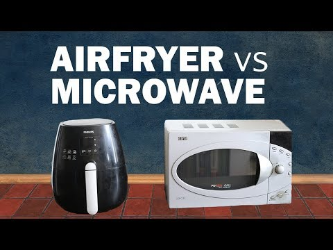 Air Fryer Vs Microwave !! How to Bake Muffins at home | Ft: Small Town Girl