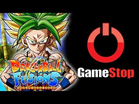 Dragon Ball Fusions Has Been Preordered At GameStop!