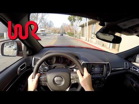 2017 Jeep Grand Cherokee Trailhawk - WR TV POV Test Drive