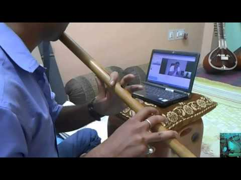 Learn To Play Flute online Teacher Indian classical Flute music training Flute players Free videos