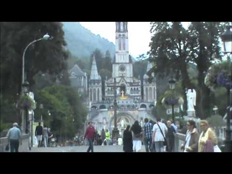 How to Driving in Lourdes France