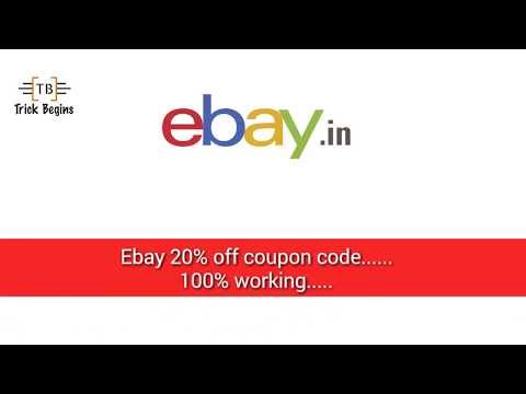 ebay  up to 300₹ instant off coupon code