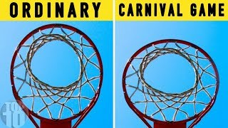10 Tricks Carnivals Don