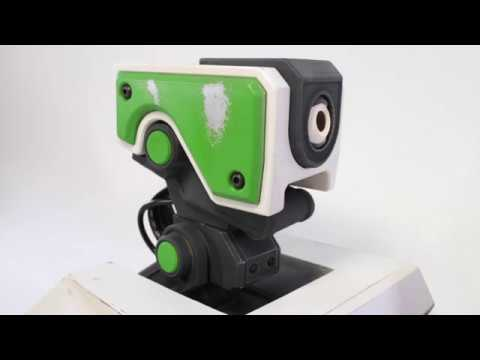Baby Bastion: DIY Animatronic Puppet