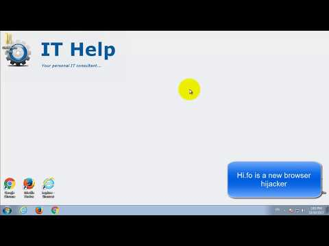 How to remove Hi.fo (Google Chrome, Mozilla Firefox, IE)