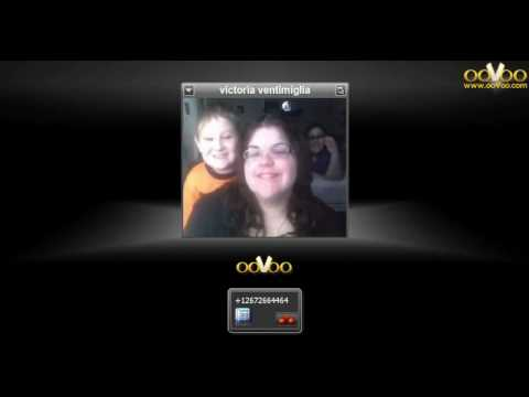 Matthew on ooVoo with phone echo!