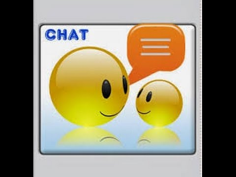 Chat application in java client+server sockets