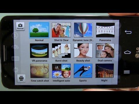 LG G2: Camera App