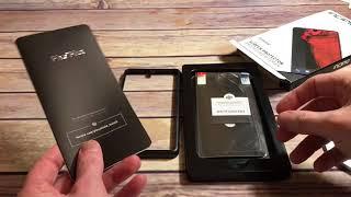 Incipio Plex Plus Flex Glass Screen Protector For Essential Phone Unboxing and Review