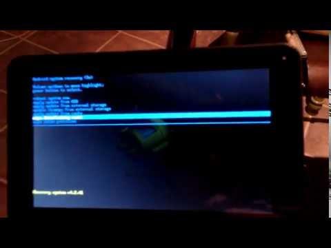 RCA Factory Reset & Reboot Unlock