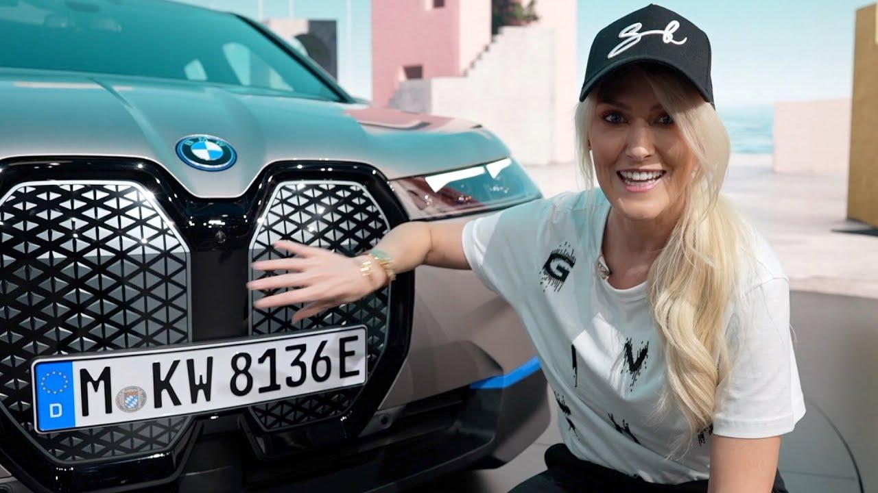 The New BMW iX - World Premiere!