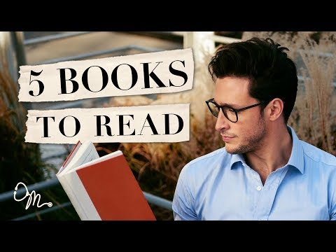 5 Books That'll Change Your Life | Doctor Mike