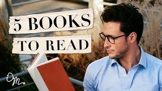5 Books That