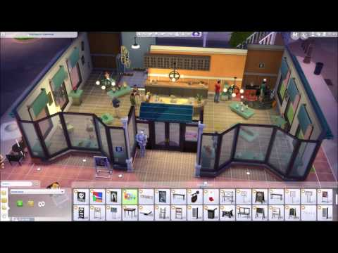 The Sims 4::Episode 49::EMPLOYEES DON'T WORK