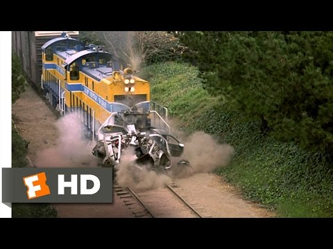 Back to the Future Part 3 (9/10) Movie CLIP - The Time Machine Is Destroyed (1990) HD