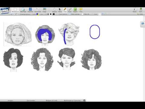 Hairstyles for Face Shapes