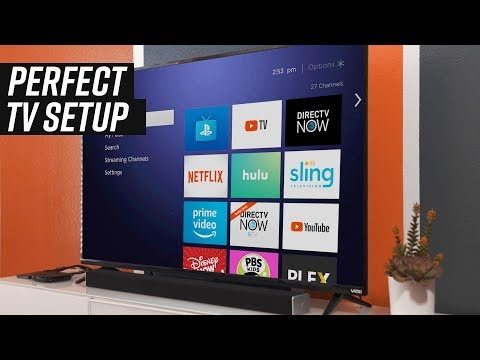 The Perfect TV Setup - Without Breaking the Bank