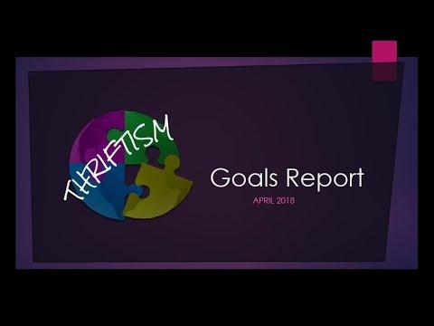 Goals Report   April 2018