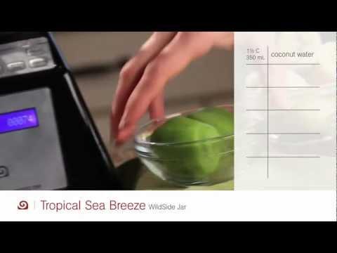 Tropical Sea Breeze Green Smoothie Recipe - Blendtec Recipes
