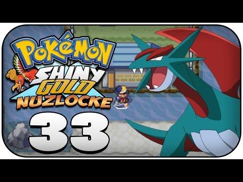 Attack on dragons! - Pokémon Shiny Gold X Nuzlocke Challenge #33