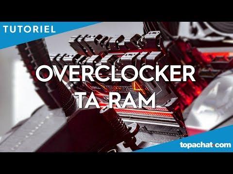 [TUTO] Overclocker ta RAM - TopAchat