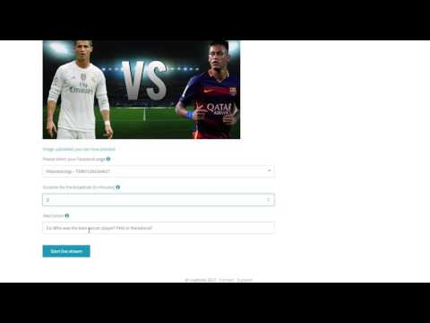 Easily Create Real-Time Reaction Polls using Facebook Live