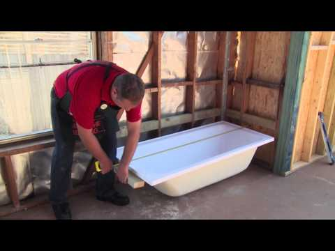 How To Build A Bath Frame - DIY At Bunnings