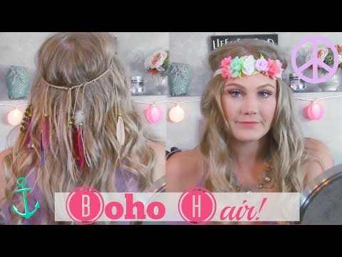 Boho curls and favorite headbands | Kerby Enchanted