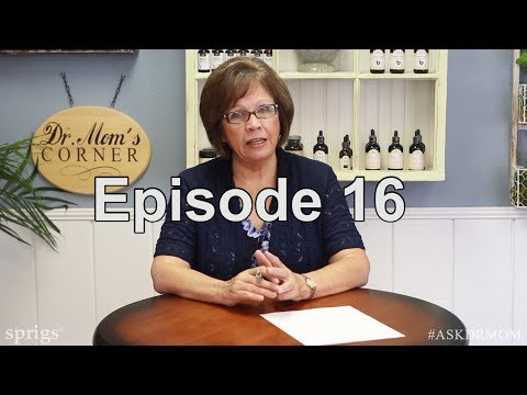 #AskDrMom Show Ep. 16 | Anxiety, Loss of Appetite, Acne and Teens