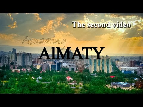 Amazing Almaty. Part 2: Important information for travelers.