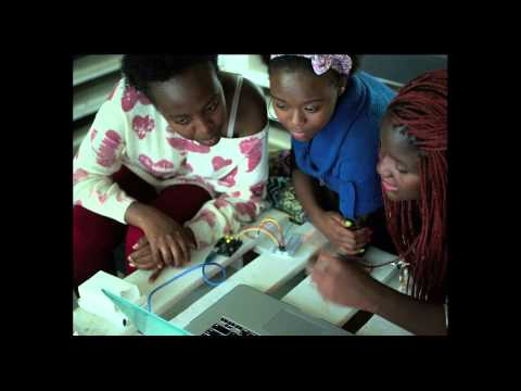 19-Yr-Old Mercy Sigey Makes Simple Device to Stop Elephant Poaching
