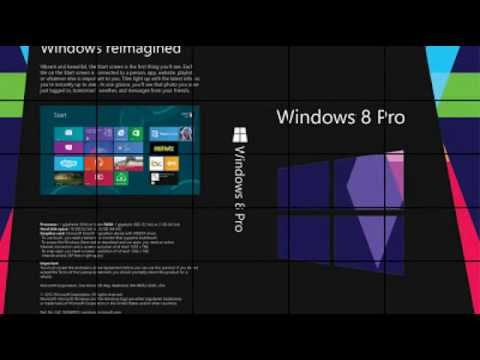 Download Windows 8 Pro Pre-activated,32 bits/64 bits July 2013 incorporated.