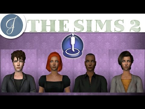 ▶The Sims 2 ~ Tutorial ~ Making Interesting Sims in Bodyshop◀
