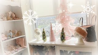 Holiday Makeover of Entire Home (Including Huge Walk-in Closet!)